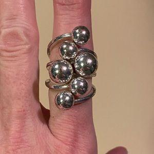 🤩 Metal ring size 6 costume jewelry